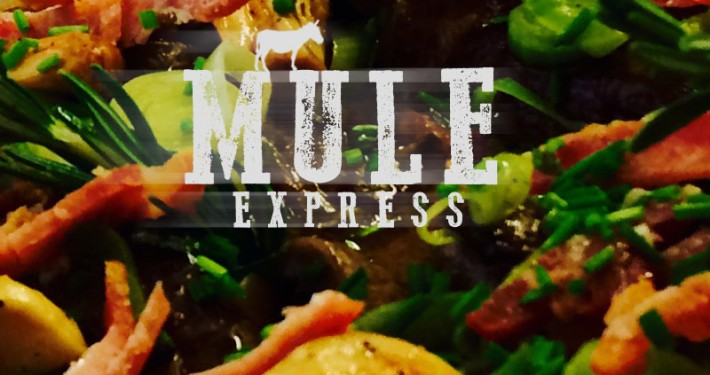 Mule Express Catering for Events / Parties - Bridport