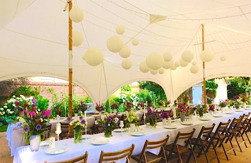 Taddle Farm Tents - Marquee and Portable Tent Hire
