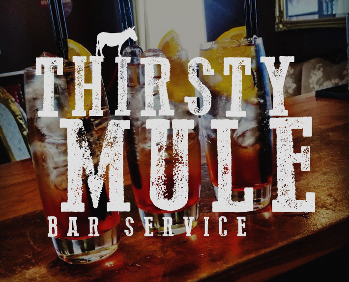 Thirsty Mule Portable Bar Service - Bridport Dorset